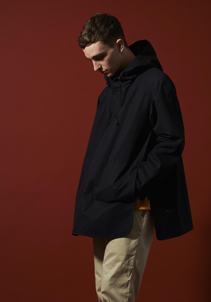 Black project #2 Eyam jacket Mamnick – Six Eight Seven Six