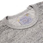 T Shirt Grey_Detail2